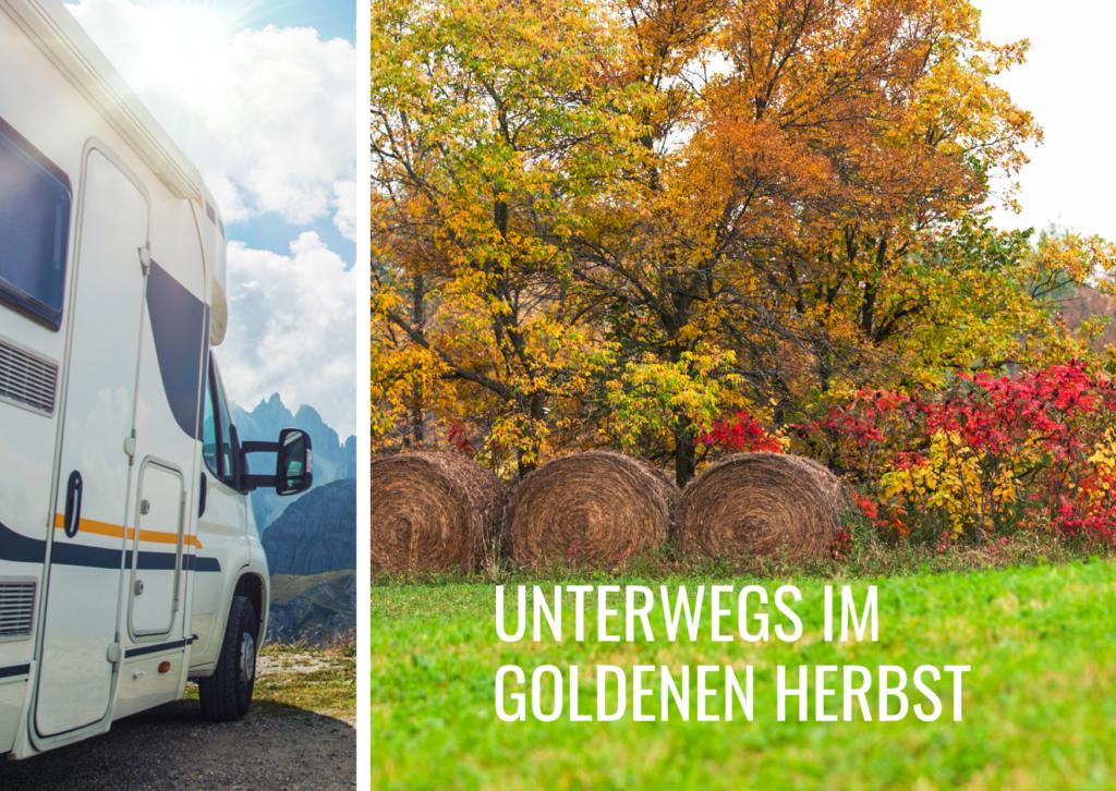 Herbst Camping Schweiz  Wohnmobilstellplätze Swiss Hosts
